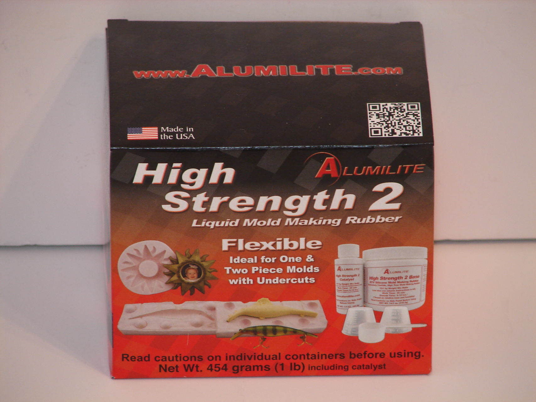 Alumilite High Strength 2 / 3 Mold Making Rubber